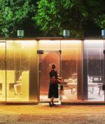 Toilet Umum Transparan Dibuka di Jepang, Penggunanya Bisa Diintip dari Luar?