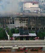 Kebakaran Gedung Kejaksaan Agung Berhasil Dipadamkan, Bagimana Kondisinya?