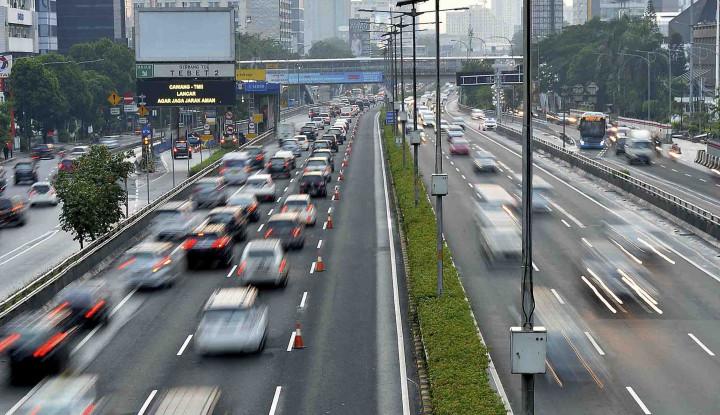 Jalur Tol Dalam Kota Akan Dibuka Untuk Pesepeda? Yes atau No?