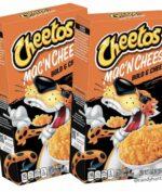 Cheetos Rilis Mac 'n Chesse Dengan 3 Varian, Apa Saja Rasanya?