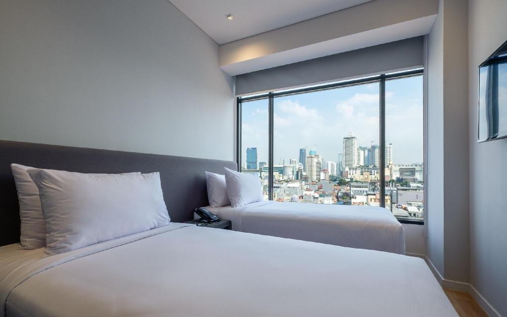 Pandemi Covid-19 Bikin Harga Hotel Jadi Super Murah, Berani Coba?