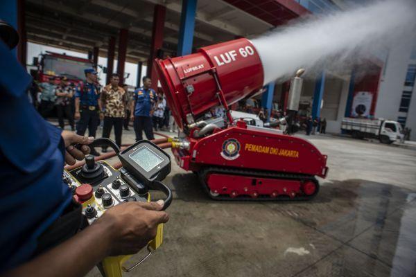 Kebakaran Gedung Kejaksaan Agung Tidak Libatkan Robot Canggih Seharga 37 Miliar, Apa Alasannya?