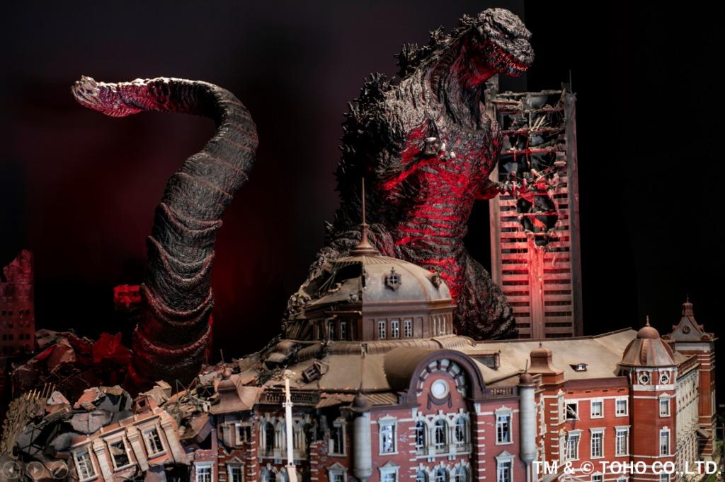 Museum Godzilla Sudah Mulai Dibuka, Yuk Intip Seperti Apa Tampilannya!