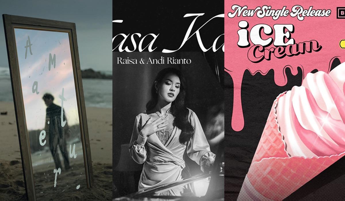 Friday Music Selection : Bahasa Kalbu Ka Yaya Sampai Ice Cream Karya BLACKPINK feat Selena Gomez