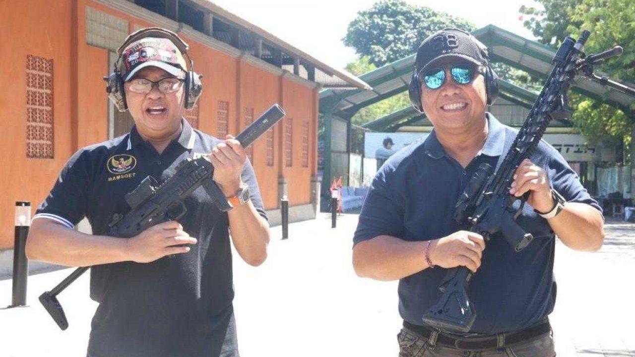 Bamsoet Bantah Usulan Senjata Api Bagi Warga Sipil!