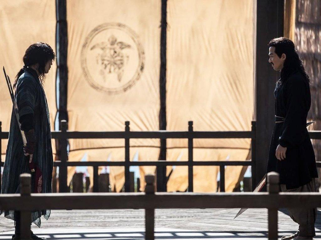 """Joe Taslim Bintangi Film Laga Korea Selatan, """"SwordsMan"""""""