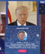 Donald Trump Bikin Akun di Platform Mirip TikTok (foto: Mashable)