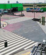 Replika Shibuya Scramble Crossing Siap Digunakan Untuk Shooting, Dimanakah Itu?