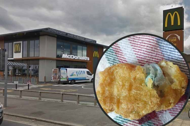 """Masker Bedah Dalam """"McNuggets"""" McDonald's Nyaris Bikin Anak Kecil Meninggal! Kok Bisa?"""
