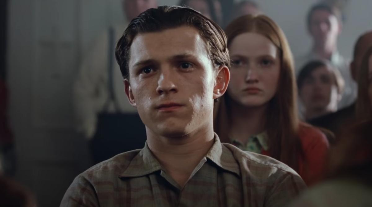 Tom Holland Tunjukkan 'Sisi Gelapnya' di Film The Devil All The Time