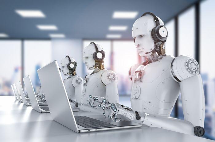 Robot Siap Gantikan 23 Juta Pekerjaan, Bagaimana Nasib Pekerja?