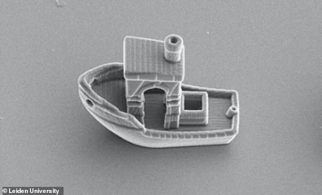 Inovasi Unik Ilmuwan: Perahu Terkecil di Dunia, Ini Fungsinya!