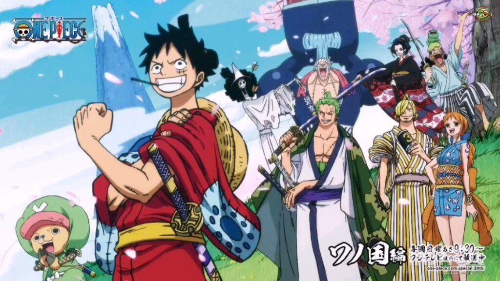 Rilis One Piece di Majalah Shonen Jump 44 Tertunda, Apa Alasannya?