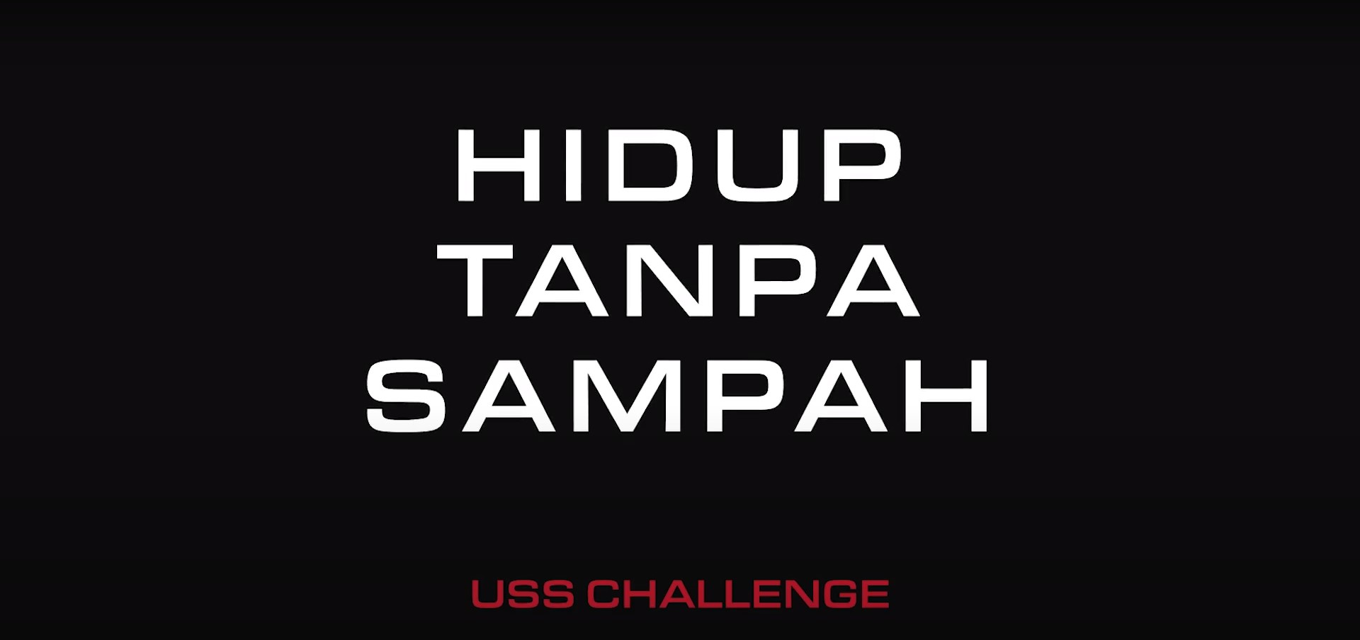 """In Home Challenge #1 """"Tantangan Hidup Dengan Sampah Seminimal Mungkin, Emang Bisa?"""