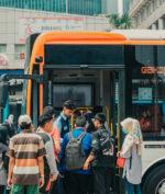 Jakarta Raih Penghargaan Sustainable Transport Award 2021