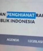 "Website DPR Diretas, Diubah Jadi ""Dewan Pengkhianat Rakyat"""