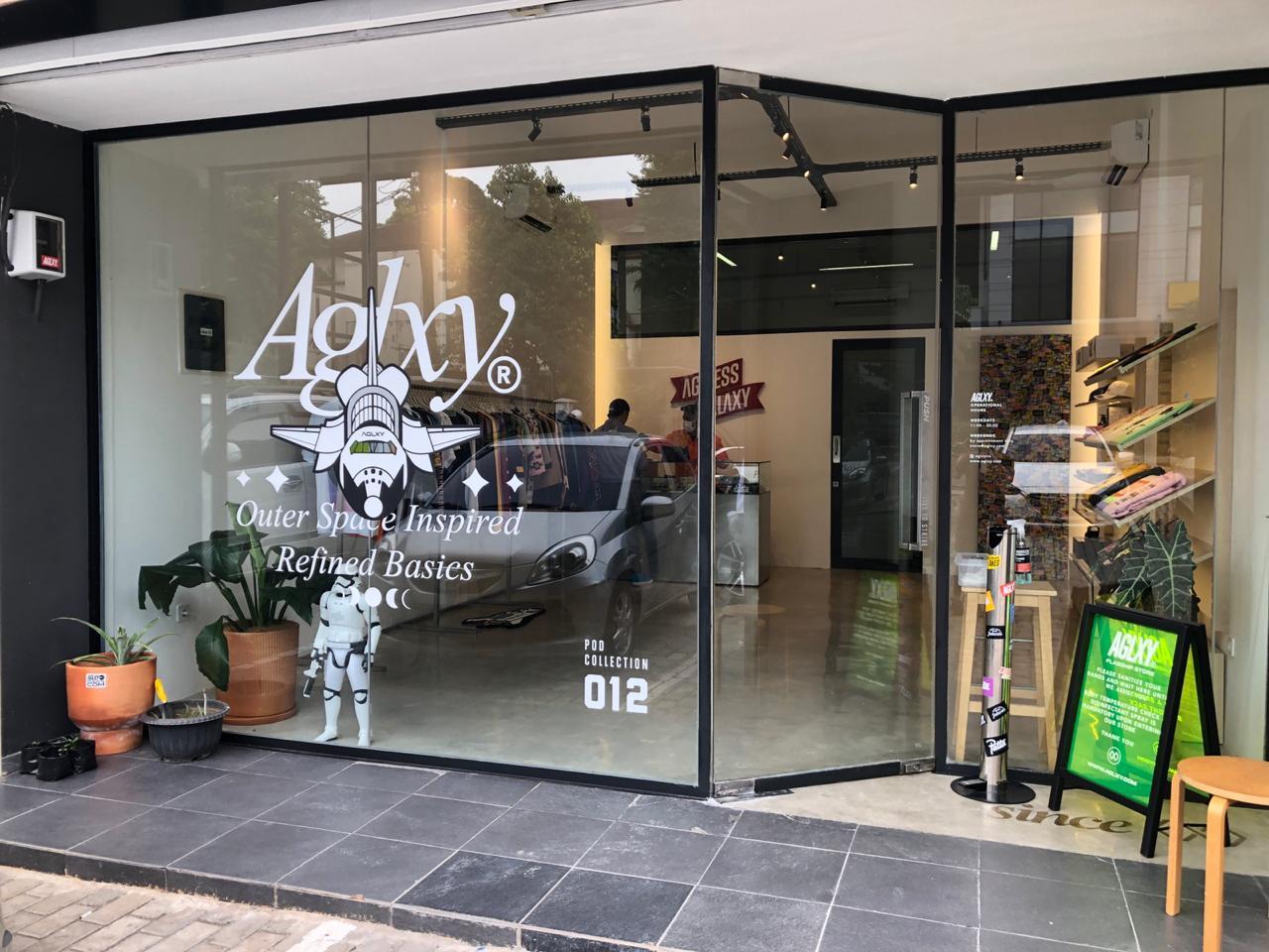 Store Visit : AGLXY.co Newly Open Store at Jalan Bangka!