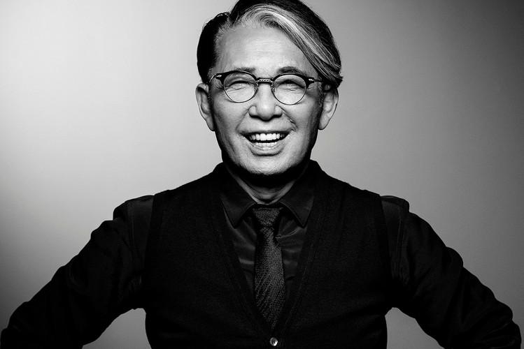Kenzo Takada Sang Pendiri Kenzo Meninggal Dunia Karena Covid-19
