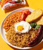 Indomie Australia Promosikan Cara Makan Mie Instan Pake Kacang!