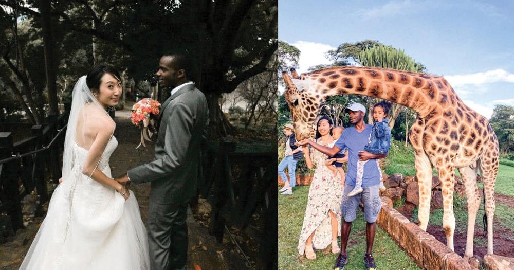Jalan-Jalan Ke Afrika, Wanita Ini Jatuh Cinta & Menikah Dengan Pemandu Safarinya!