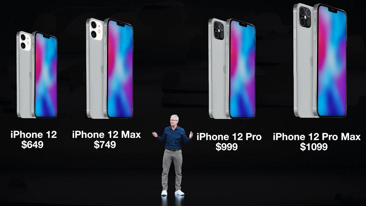 iPhone 12 Dijual Terpisah dari Charger dan Earphone