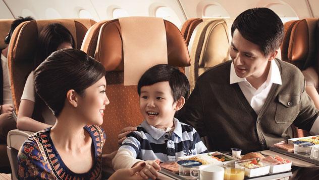 Singapore Airlines Banting Setir, A380 Dijadikan Restoran Mewah!