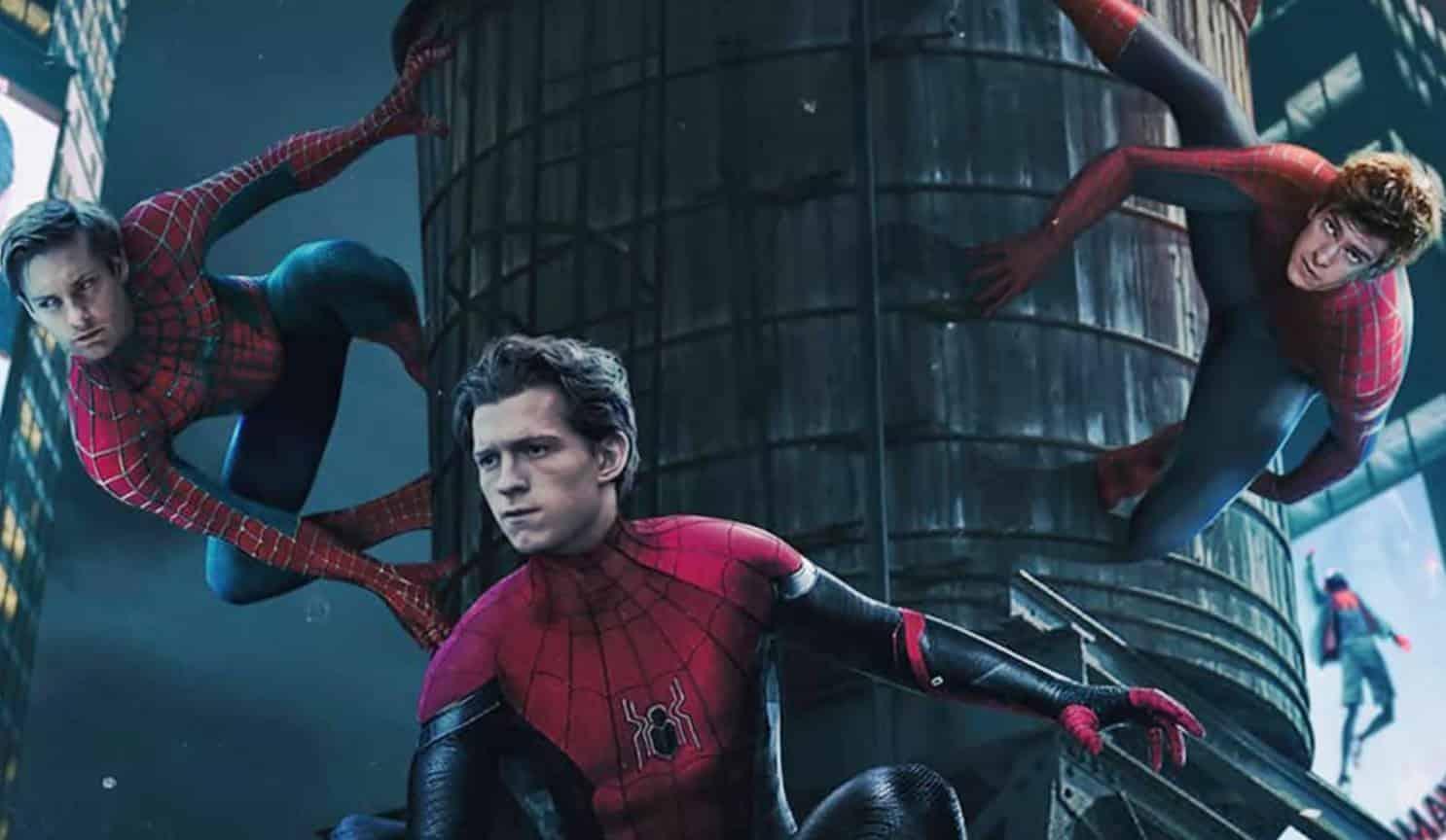 Tobey Maguire dan Andrew Garfield Gabung Spider-Man 3?