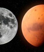 """""""Kembaran Bulan"""" Ditemukan Setelah Menghilang Sejak 4 Miliar Tahun yang Lalu (Via Express.co.uk)"""