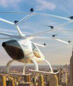 Taxi Terbang Diumumkan di Spanyol, Siap Beroperasi 2022 (Via Dailymail)