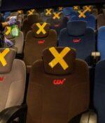 Bioskop Jakarta Dapatkan Kenaikan Kapasitas Sampai 50 Persen