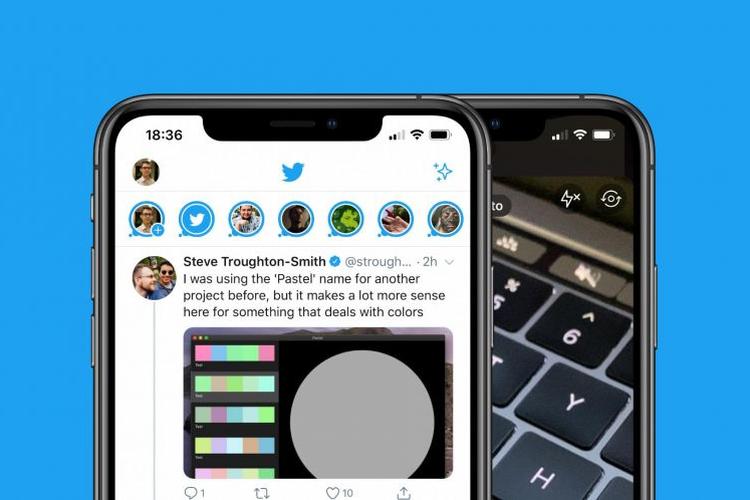 """Twitter Luncurkan Fleets, Fitur Baru yang """"Tiru"""" Instastory"""