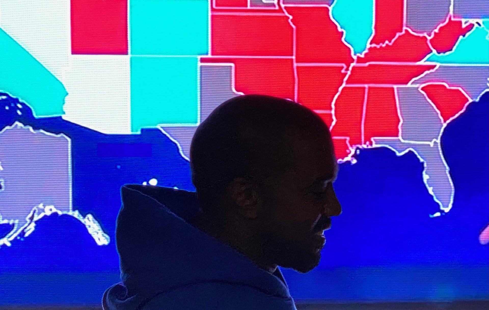 Kanye West Gagal Jadi Presiden, Siap Nyapres Lagi 2024