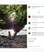 """Nicholas Saputra Unggah Foto Wanita, """"Hari Patah Hati"""" Netizen Wanita?"""
