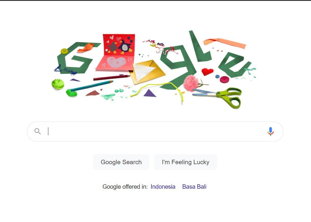 Hari Ayah, Google Ajak Pengguna Buat Kartu Ucapan Digital Lewat Doodle!