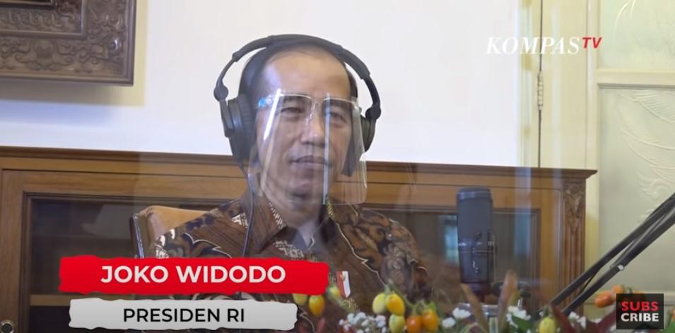 Jokowi Mengaku Siap Menjadi Orang Pertama yang Disuntik Vaksin Covid-19!