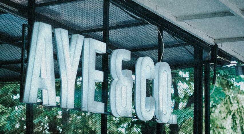 Store Visit : AYE&Co, Salah Satu Brand Local yang Gading Sentris!