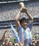 Maradona Meninggal, Paus Fransiskus Sampaikan Doa Ini