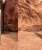Tugu Besi Misterius Ditemukan di Gurun Utah, Muncul Darimana?