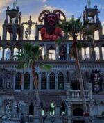 Kastil Setan Ini Diklaim Berhantu, Isi Bangunannya Bikin Merinding