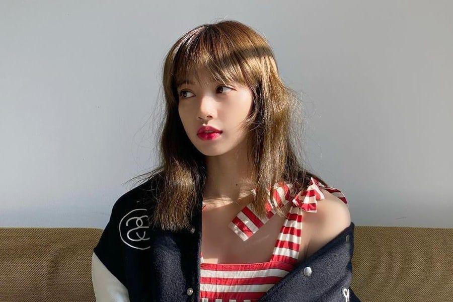 Lisa BLACKPINK Dinobatkan Sebagai Perempuan Tercantik di Asia (Lagi)