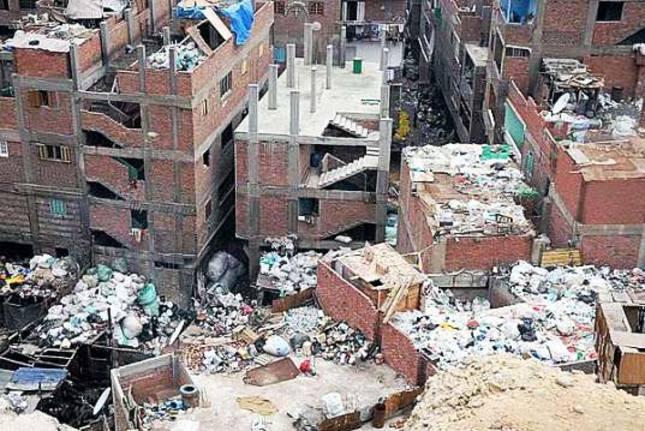 Inilah Kota Sampah Terbesar di Dunia, Seluruh Warganya Pemulung!