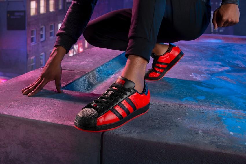 """Spider-Man: Miles Morales"" x adidas Originals Hadirkan Superstar Edisi Khusus"