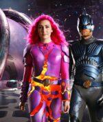Sharkboy and Lavagirl Versi Dewasa Kembali di Film Baru Netflix