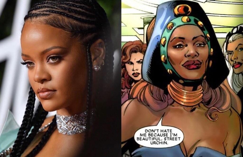 Black Panther 2 Libatkan Rihanna?