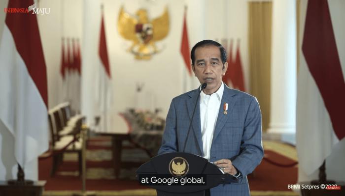 Google for Indonesia 2020, Pemulihan Ekonomi Nasional Jadi Prioritas