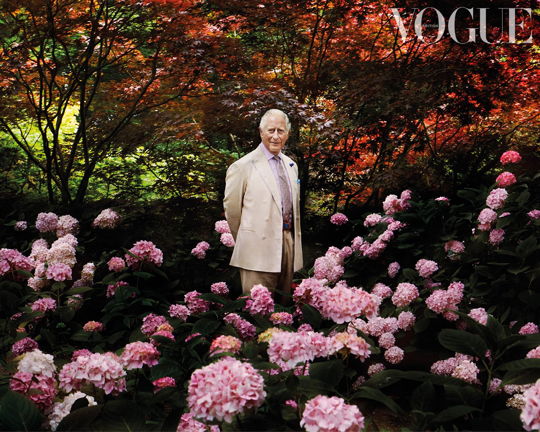 Pangeran Charles Rambah Bisnis Fashion, Diklaim Mampu Bertahan Seumur Hidup (Via Vogue/Nick Young)
