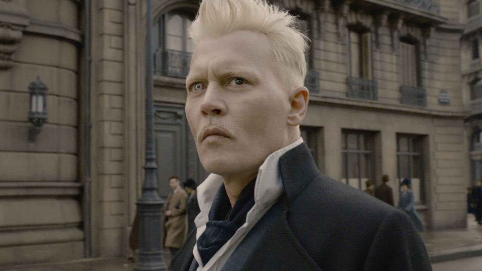"Johnny Depp Dipecat dari Franchise ""Fantastic Beast,"" Warganet Tuntut Keadilan"