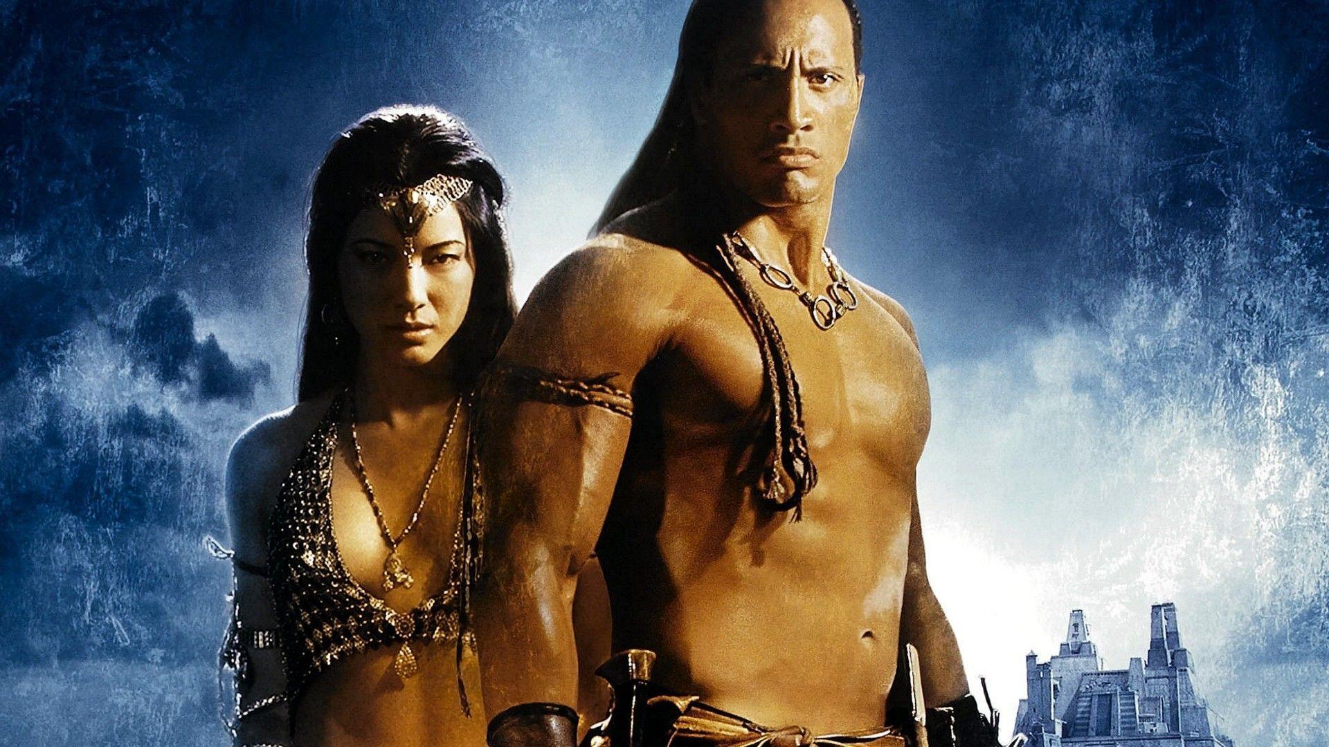 """""""The Scorpion King"""" akan Di-Reboot, Dwayne Johnson Jadi Produser"""
