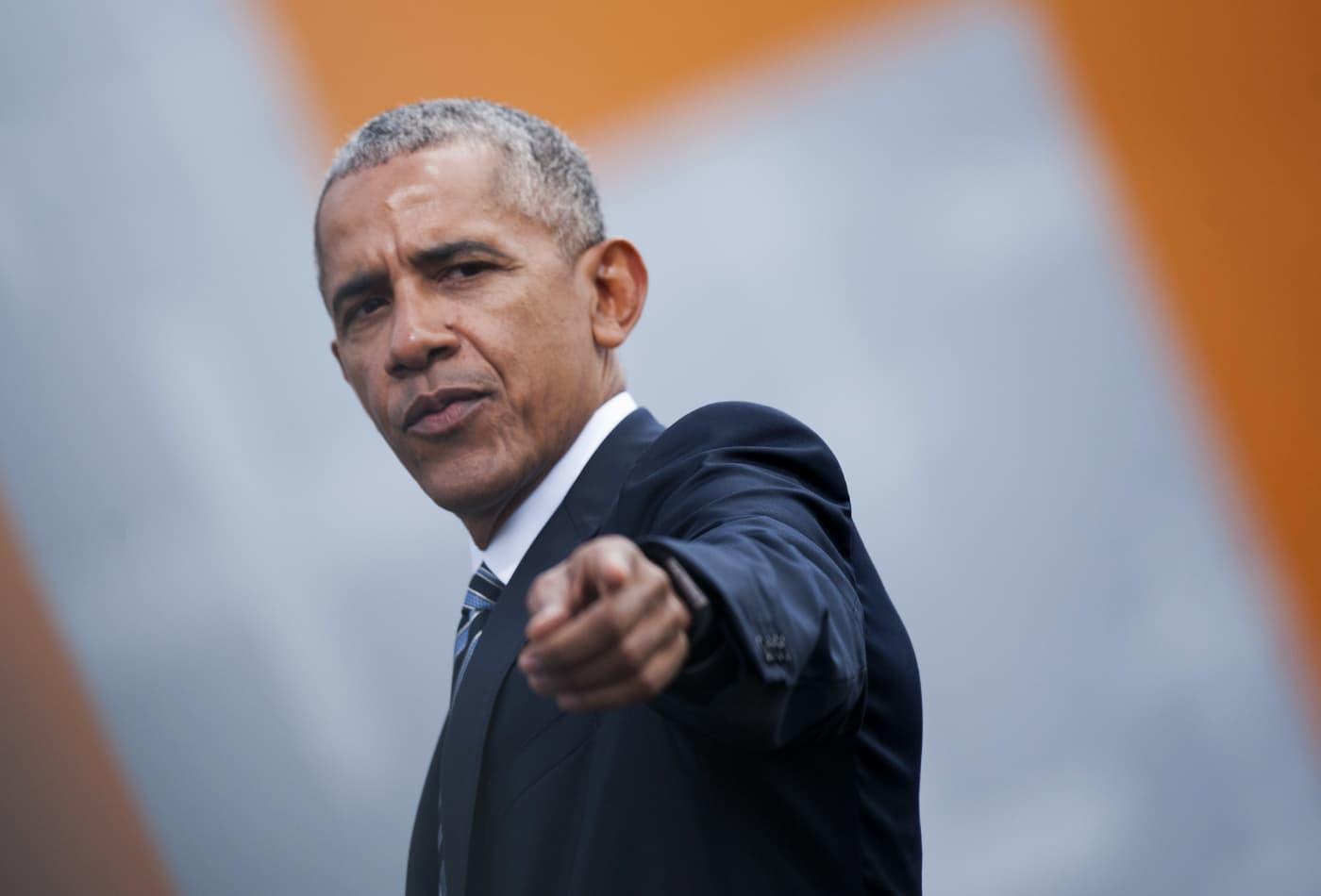 Barrack Obama Bagikan Lagu-Lagu Favoritnya Sepanjang 2020: dari Jhene Aiko Hingga Travis Scott