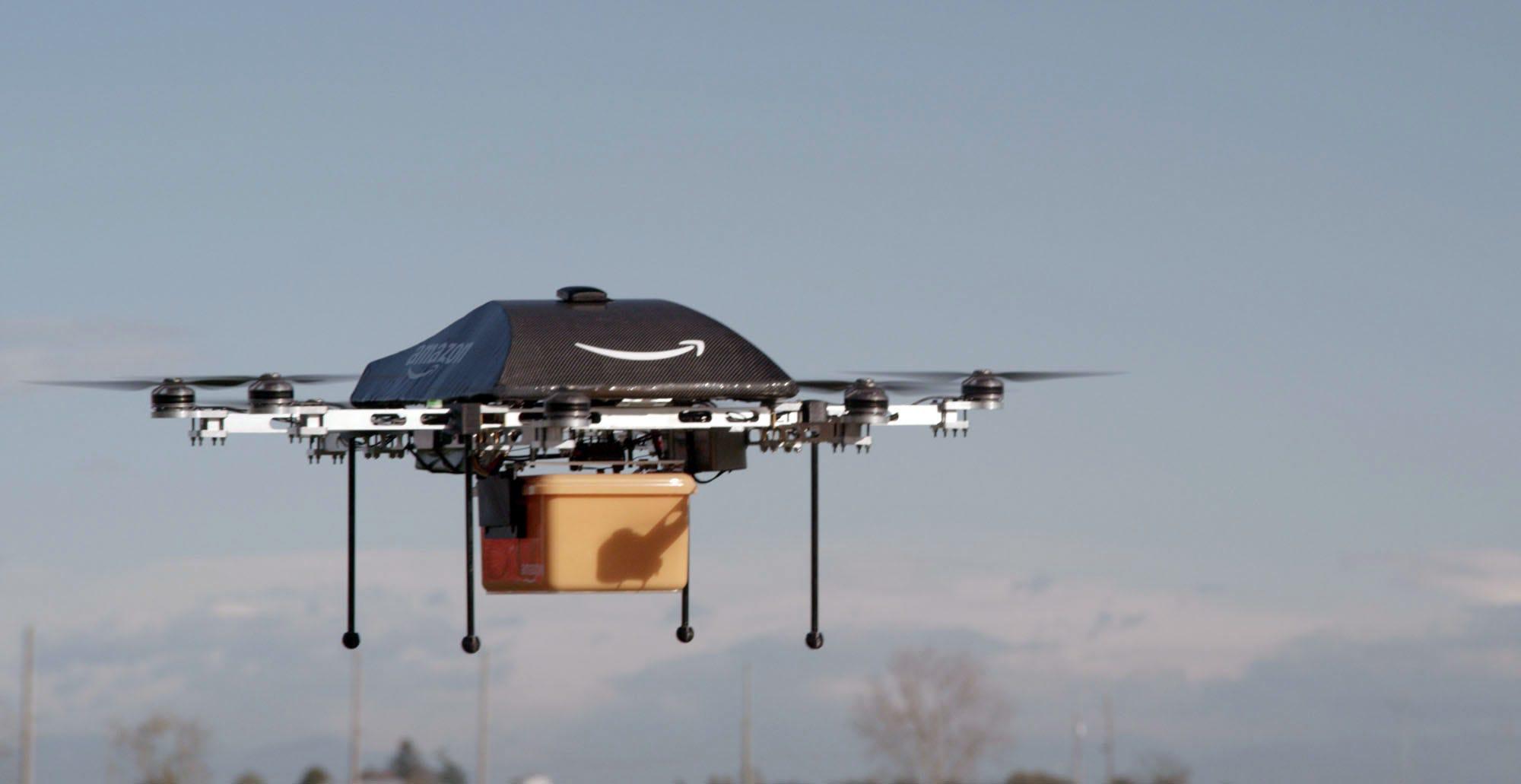 Pengiriman Paket Dengan Drone Akan Segera Terwujud!